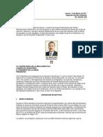 Propuesta de Reforma Fiscal Presentada por el senador Manlio Fabio Beltrones Rivera