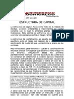 2 parteESTRUCTURA DE CAPITAL