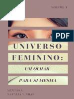 Universo Feminino - um olhar para si mesma