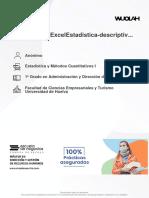 Wuolah Free PRACTICA 1ExcelEstadistica Descriptiva y Graficos1