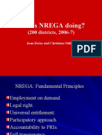 5.2.b. How is NREGA Doing July 2007