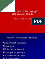 5.2.b. How is NREGA Doing July 2007