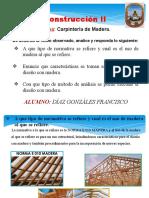 DIAZ GONZALES - Carpintería de Madera