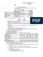 TD Gestion Financière S5 GT
