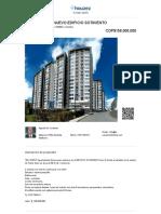 Flyer Apartamento Sotavento