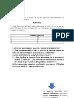 Analisis guia Pico de tordo