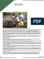 Sainath 2009 (NREGAS Not Caste in Stone)