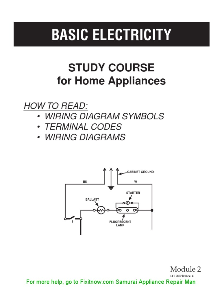 how to read wiring diagrams switch thermostatBasic Electrical Wiring Read Wiring Diagram Symbols Terminal Codes #9
