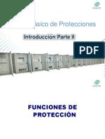 Instrucción a protecciones