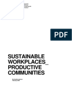 Sustainable Workplaces_ Productive Communities