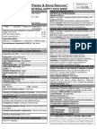 Defend Plaster + Stone Remover MSDS 1-1-2011