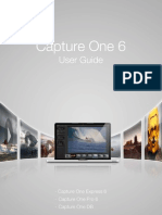Capture One 6 - User Guide
