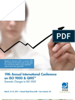 2011 ASQ ISO 9000 conference-brochure-2011