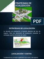 Estrategias de Localización