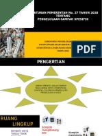 Ari Sugasri - Presentasi PP 27 tahun 2020