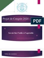 Projet de Congrès CDC V1 (1)
