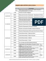 Arranque ano letivo 2015 2016_AVISOS_para Profs -1