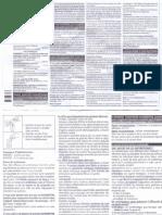 Notice Augmentin Adulte 1g 125mg Sachet Pdre p. Susp. Buv. en Sachet-dose b 12 (2)