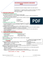 EXPLORATION BIOCHIMIQUE syndrome coronarien aigu