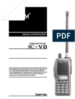 IC-V8 Manual Portugues