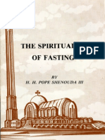 Pope Shenouda III-The Spirituality of Fasting