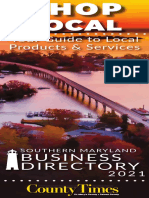 2021 Southern Maryland Business Directory