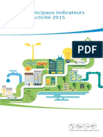 principaux indicateurs d'activit+® 2015