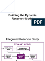 Building the Dynamic Reservoir Model (2)
