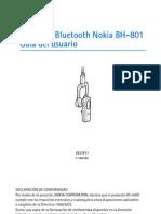 BH-801 Manual
