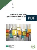 Relever Les Défis de La Gestion Des Ressources Humaines by Sylvie St-Onge Victor Haines Sylvie Guerrero Jean-Pierre Brun (Z-lib.org)