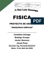 Proyecto de Grado Fisica Bachillerato