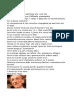 O Bene Tuojo (poesia in Napoletano) - Edoardo De Filippo