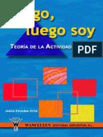 JUEGO LUEGO SOY