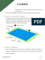 Corfebol - conceitos básicos (investigação)