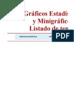 13. Gráficos Estadísticos y Minigráficos