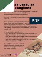 Saúde Vascular E Tabagismo -  Dr. Alexandre Amato