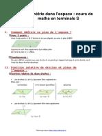 geometrie-dans-l-espace-cours-de-maths-en-terminale-s