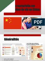 Etude sectorielle sur l'exportation de vin en Chine