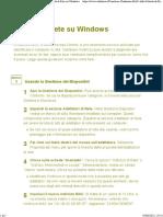 3 Modi Per Cambiare l'Indirizzo MAC Della Scheda Di Rete Su Windows