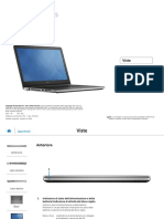 DeLL Inspiron 15 5559 Specifiche Tecniche-it