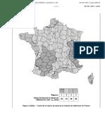 Régions Et Rugosités Eurocodes