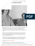 Isabel Perón, La Mujer Que Esconden Las Mujeres - Sin Mordaza