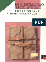 Trabalho e Escravidão Na Grécia Antiga by Jean Pierre Vernant Pierre Vidal-Naquet (Z-lib