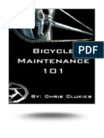 Bicycle Maintenance 101