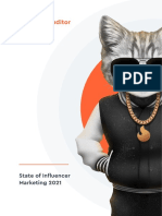 2021 State of Influencer Marketing New