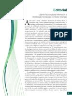Usando Tecnologia de Informaçao Para Combater Doencas