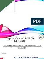 Anatomia Quirurgica Higado CELULAR PARA EXPONER