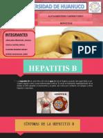 PAE DE HEPATITIS B