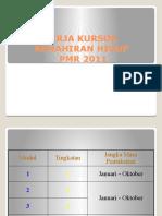 Taklimat Kerja Kursus KH 2011 (1)