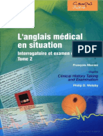 campus illustré anglais médical en situation campus illustré